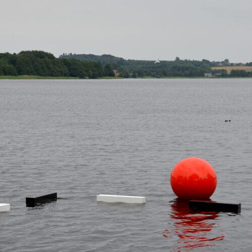 3 dimensional geometric object no. 2, Bert Meinen, NE