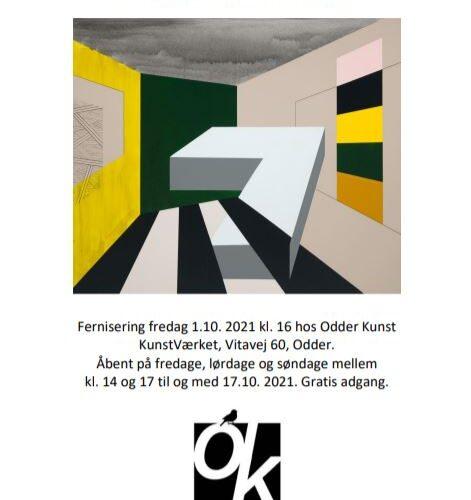 Plakat Odder Kunst